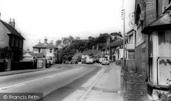 High Street c.1965, East Hoathly