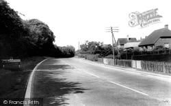 Main Road c.1965, East Hoathly