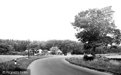 Park Corner c.1965, East Hoathly