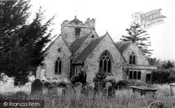 The Church c.1960, East Hoathly