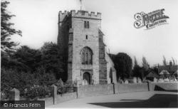 The Church c.1965, East Hoathly