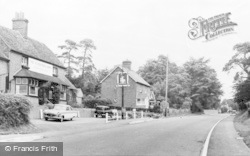 The Foresters Arms c.1965, East Hoathly