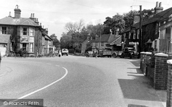 The Square c.1955, East Hoathly
