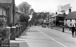 The Village c.1955, East Hoathly