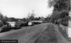 Waldron Road c.1965, East Hoathly