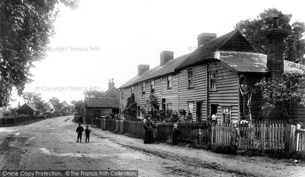 Herongate, East Horndon © Copyright The Francis Frith Collection 2005. http://www.francisfrith.com