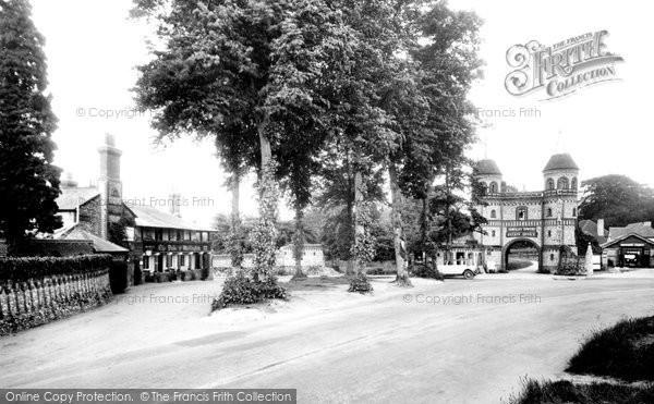 East Horsley, 1932