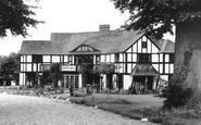 East Horsley, Thatchers Restaurant c1960