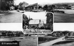 East Keswick, Composite c.1955