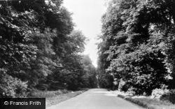 East Keswick, Harewood Avenue c.1955