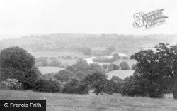 East Keswick, Surprise View c.1955