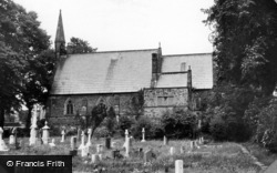 East Keswick, The Church c.1955
