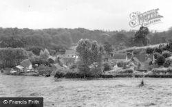 East Knoyle, Milton c.1955