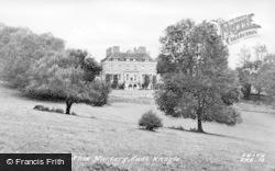 East Knoyle, The Beatrix Nursery, Clouds House c.1955