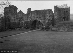 Hailes Castle 1948, East Linton