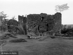 Hailes Castle 1954, East Linton
