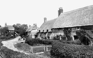 East Lulworth, the Village 1904