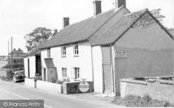 East Lyng, Church Farm c.1960