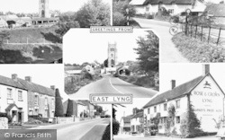 East Lyng, Composite c.1955