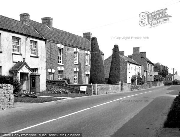 Photo of East Lyng, The Post Office c.1955