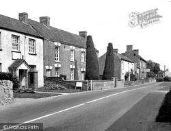 East Lyng, The Post Office c.1955