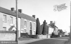 The Village c.1955, East Lyng