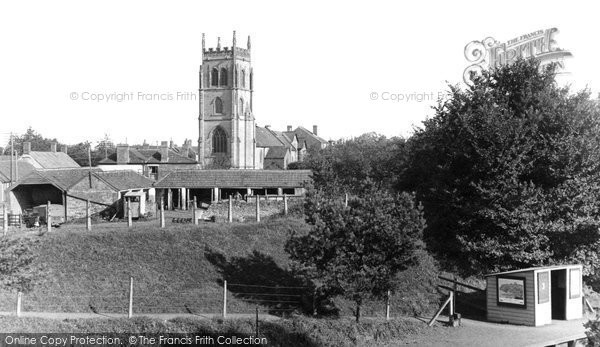 Photo of East Lyng, The Village c.1955