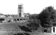 East Lyng, the Village c1960