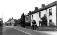 East Lyng, the Village c1955