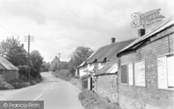East Lyng, The Village c.1960