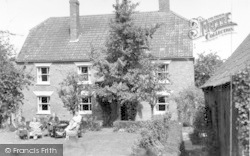 East Lyng, Willow House c.1960