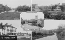 Composite c.1955, East Markham