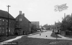 High Street c.1955, East Markham