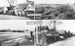 Composite c.1955, East Mersea