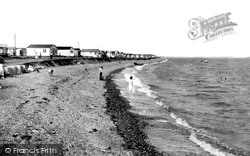 Coopers Beach c.1960, East Mersea
