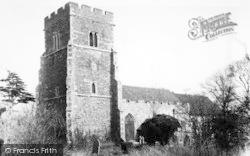 The Church c.1955, East Mersea
