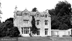 East Pennard, The Rectory c.1960