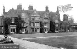 East Wellow, Embley Park 1932