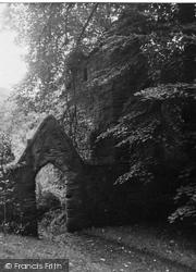 East Wemyss, Wemyss House, Chapel Gardens 1953