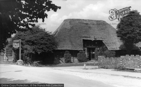 Photo of East Wittering, Armada Barn c.1960