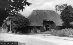 East Wittering, Armada Barn c.1960