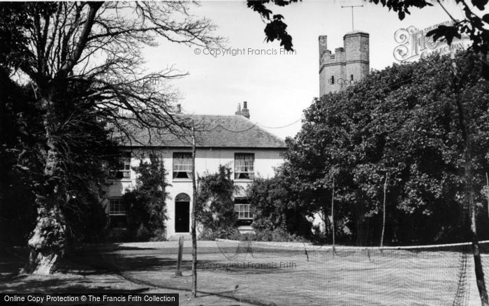 Photo of East Wittering, Cakeham Tower c.1950