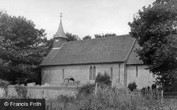 East Wittering, Church Of The Assumption Of St Mary The Virgin c.1950