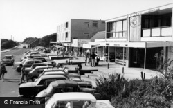 East Wittering, Shopping Centre c.1965