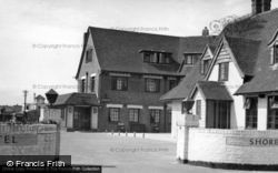 East Wittering, Shore Hotel c.1950