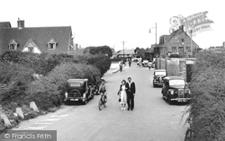 East Wittering, Shore Road 1951