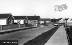 East Wittering, Southcote Estate c.1965