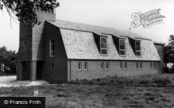 East Wittering, St Anne's Church c.1965