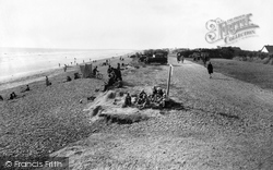 East Wittering, The Beach 1930