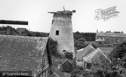 East Wittering, The Old Mill c.1950